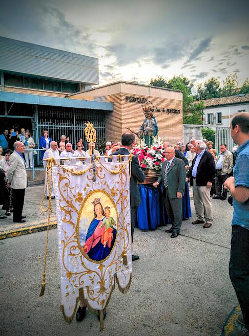 Guión de la Asociación de María Auxiliadora de Zaragoza