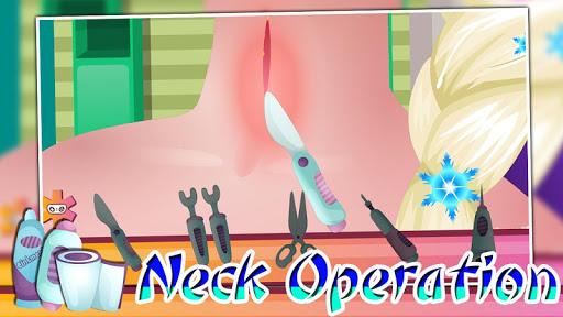 Neck operation