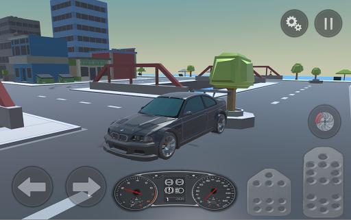 M3城市驾驶