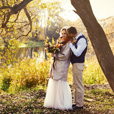 Wedding photographer Vladimir Budkov (BVL99). Photo of 25.11.2018