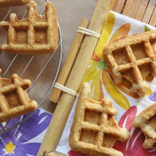Caramel Waffles Recipes.
