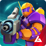 Space Pioneer – Shoot, build & rule the galaxy Icon