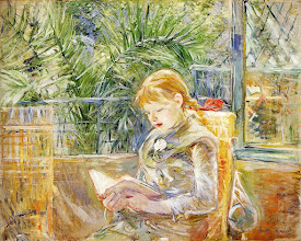 "Photo: Berthe Morisot, ""Lettura"" (1888)"
