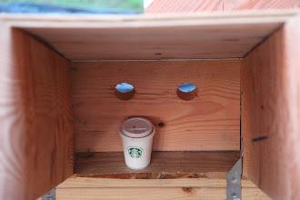 Photo: Everyone needs coffee