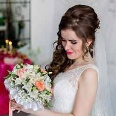 Wedding photographer Anastasiya Zubkova (Nastya6625). Photo of 05.04.2016