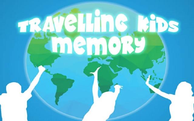 Travelling Kids Memory