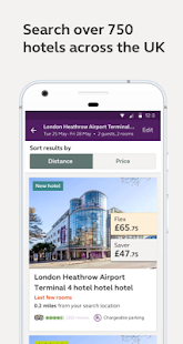 Premier Inn Hotels- screenshot thumbnail