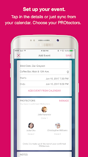 PROtect: For Smart & Simple Personal Safety- screenshot thumbnail