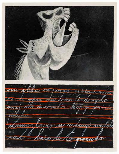 Guernica, musée Picasso, Paris