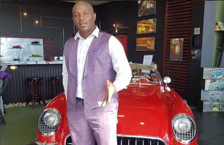 Dr Malinga says love should be celebrated every day.