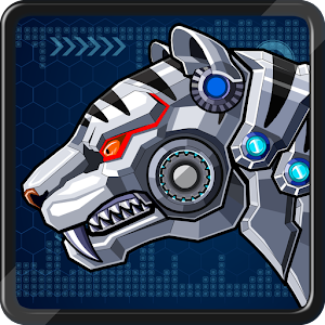 Toy Robot War:Robot Snow Tiger for PC and MAC