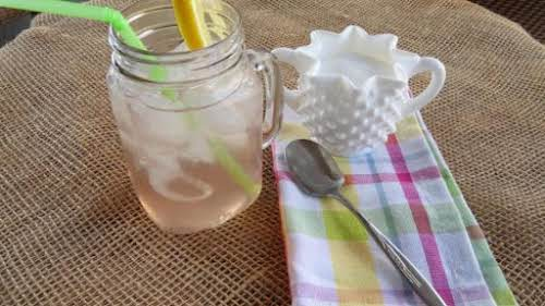 "Strawberry Jasmine Sun Tea ""This tea is super refreshing and great for..."