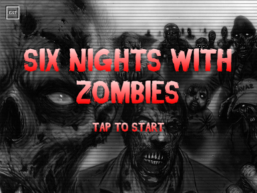 Six Nights With Zombies