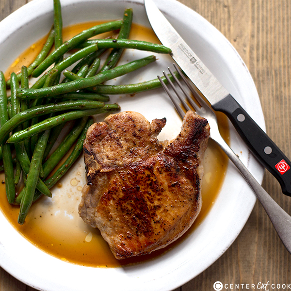 pork chops baked pork chops i pork chops and applesauce pan roasted ...