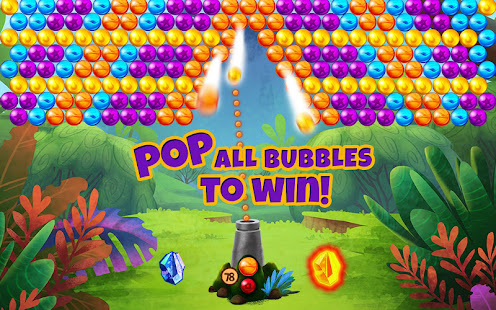 Vulcan Pop Bubble Shooter - náhled