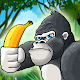 Banana Gorilla - Jungle Run