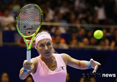 US Open : Kuznetsova out ?