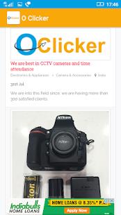 OClicker - náhled