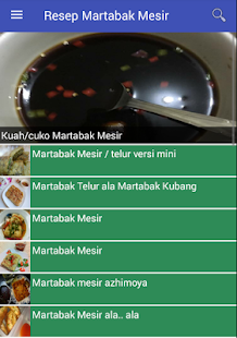 Resep Martabak Mesir - náhled