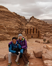 Photo: We finally visited Petra!