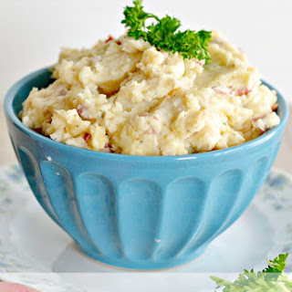 The Creamiest Mashed Potatoes You'll Ever Eat