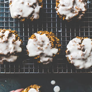 Deliciously Healthy Sweet Potato Muffins.