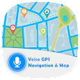Voice GPS Navigation & Map apk