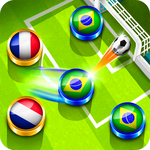 Soccer Caps 2018 ⚽️ Table Futbol Game (game)