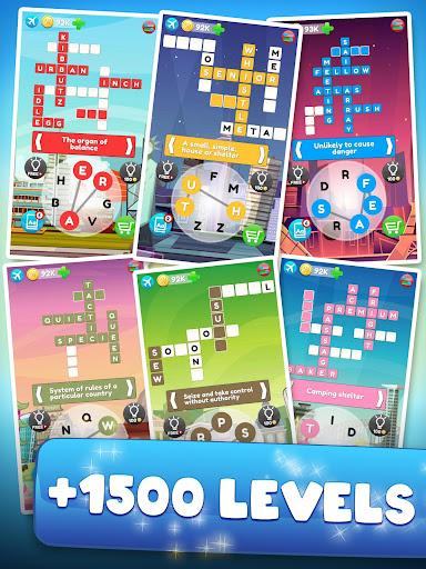 Word Travels ud83cudf0e Crossword Puzzle Apk 2