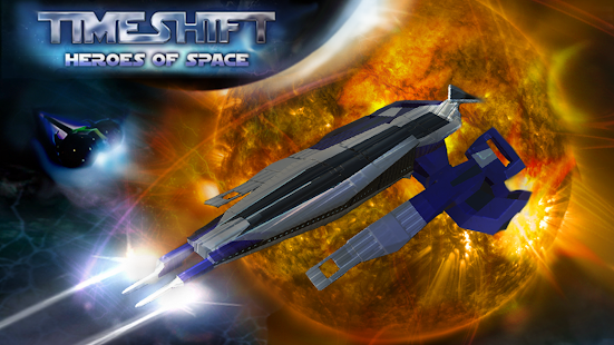 TimeShift: Heroes of Space - náhled