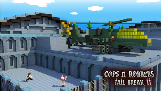 Cops N Robbers 2 v2 APK (Mod Money) Full