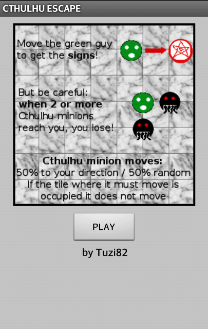 Cthulhu Escape- screenshot