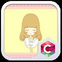 Sweet Girl Theme C Launcher icon