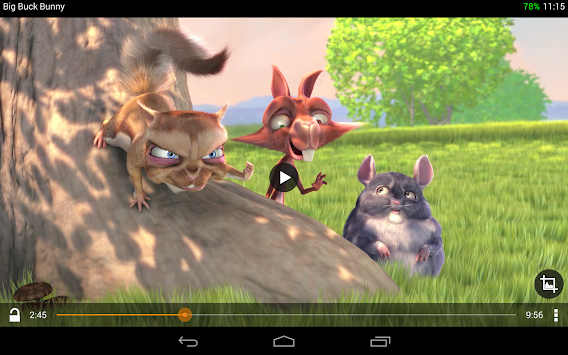 VLC for Android beta image