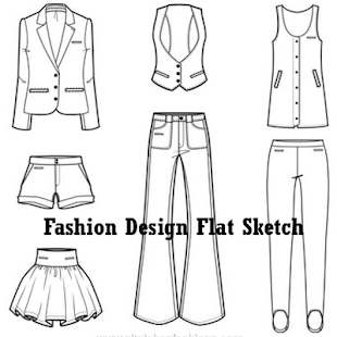 Download Fashion Design Flat Sketch For Pc Windows And Mac Apk 1 1 Free Lifestyle Apps For Android