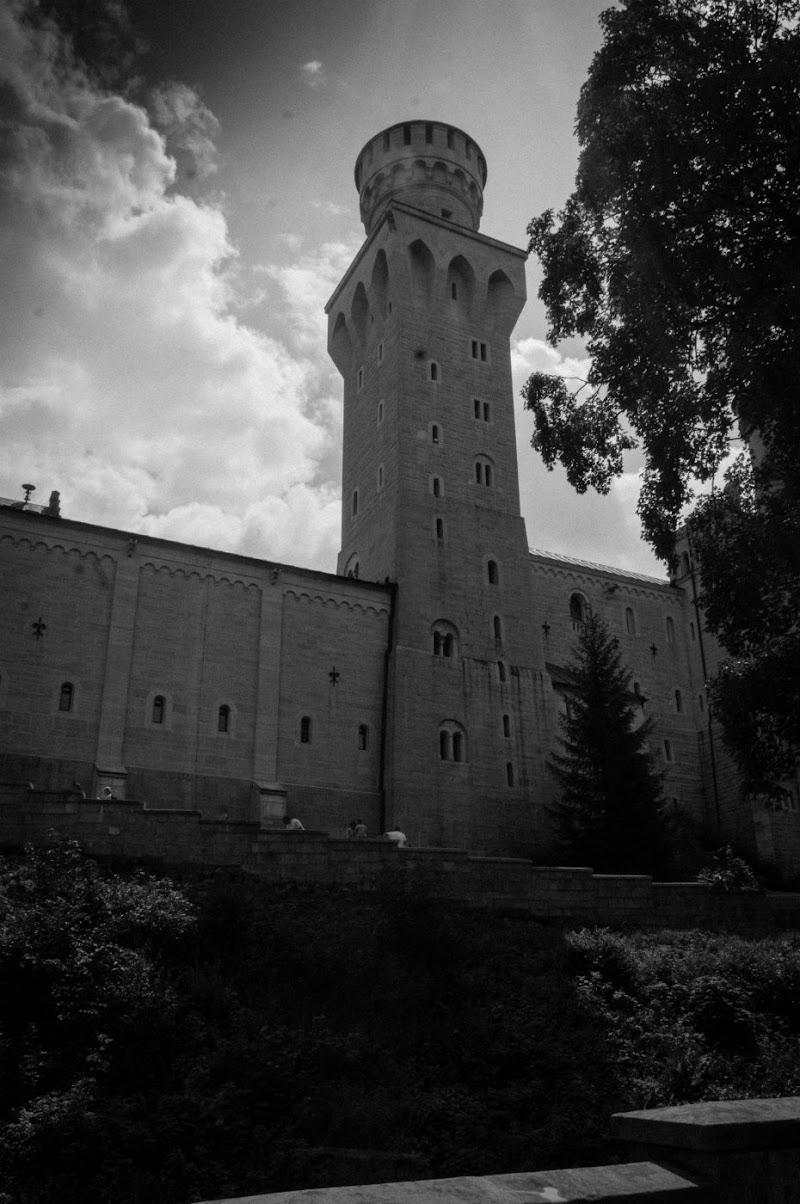 La torre incantata di Blondphoto