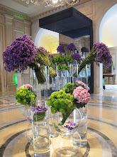 Photo: Spring has definitely sprung at Four Seasons Hotel George V Paris!