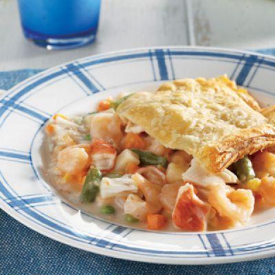 10 Best Shrimp Pot Pie Recipes