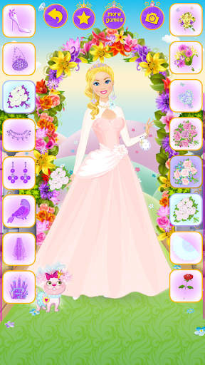 Wedding Dress Up - Bride makeover filehippodl screenshot 1