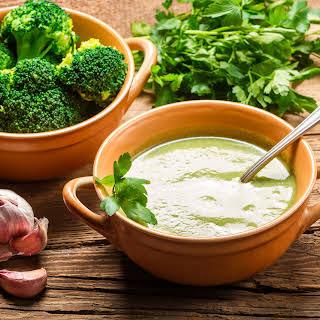 RecipeCream of Broccoli Soup.