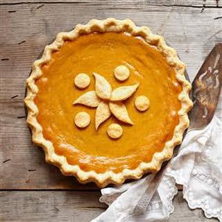 Perfect Pumpkin Pie.