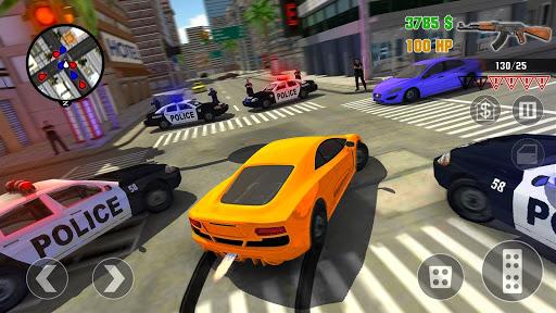 Clash of Crime Mad City War Go screenshot 11
