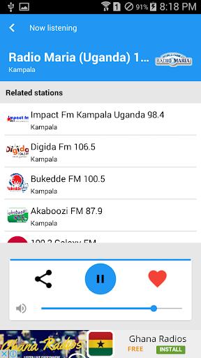 Uganda Radio  screenshots 13