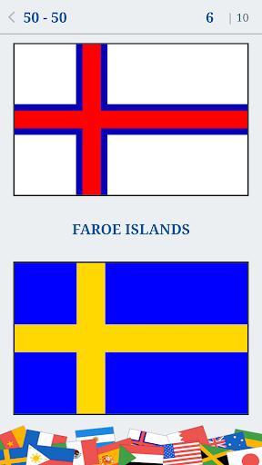 The Flags of the World u2013 Nations Geo Flags Quiz 4.9 screenshots 5