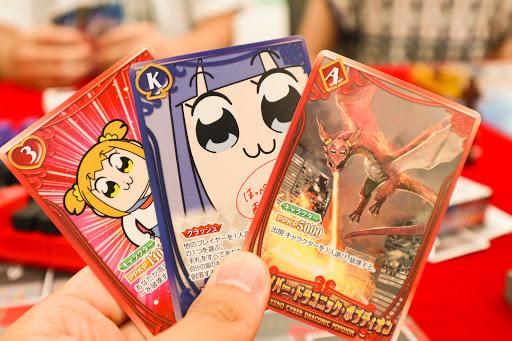 ポプテピピック クソカードゲーム:ゲームの準備