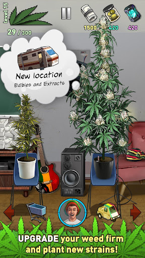 Weed Firm 2: Back to College apkpoly screenshots 4