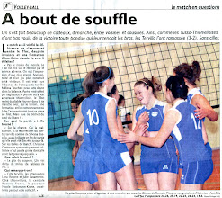 Photo: Terville-Florange a le sourire et Yutz-Thionville grimace