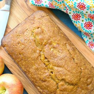 Easy Pumpkin Apple Bread.
