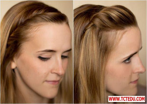 8 kiểu tóc mái xinh xắn cho ngày hè oi bức