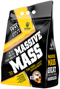 Swedish Supplements Massive Mass 7kg - Heavenly Chocolate
